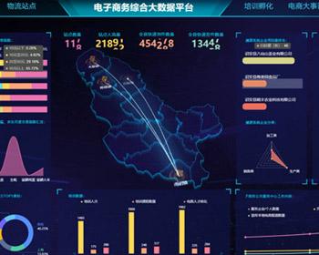 电子商务综合大数据平台