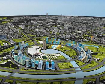 城市环境检测平台